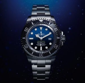 The durabke fake Rolex Sea-Dweller Deepsea 126660 watches can guarantee water resistance to 12,800 feet.