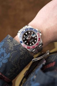The charming fake Rolex GMT-Master II 126710BLRO watches are worth for you.