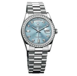 The superb fake Rolex Day-Date 36 118346 watches are worth for you.
