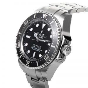 The water resistant fake watches are made from stainless steel.