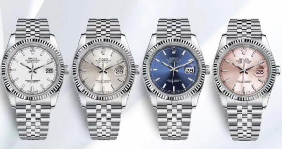 The Datejust are best choice for formal occasions.